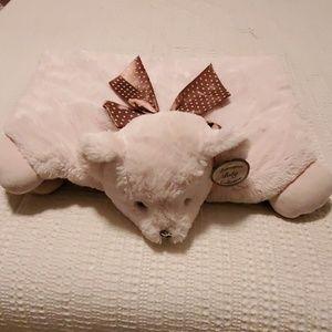 Barrington Baby bear plush belly play mat